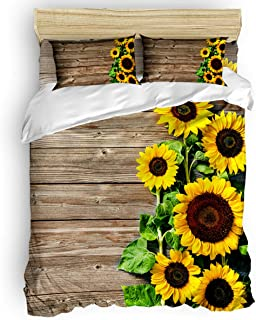 Best sunflower bed set Reviews