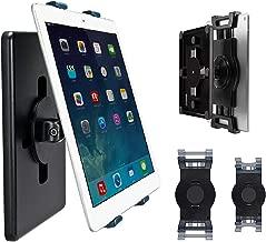 AboveTEK Universal Magnetic Tablet Mount, Swivel Holder, 360° Rotating Clamp Fits 6-13