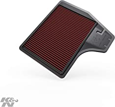 K&N engine air filter, washable and reusable:  2013-2018 Nissan Altima L4 2.5L 33-2478