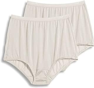 Women's Underwear -Silks™ Plus Size Brief - 2 Pack