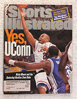 f880c120d6b Ricky Moore - Connecticut (UConn) Huskies - 1999 National Champions! - Sports  Illustrated