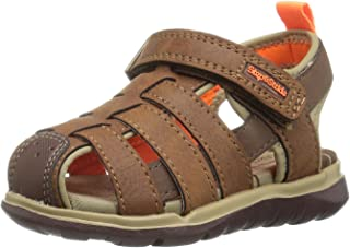 b2465b2a94c82f Amazon.com  Brown - Sandals   Shoes  Clothing