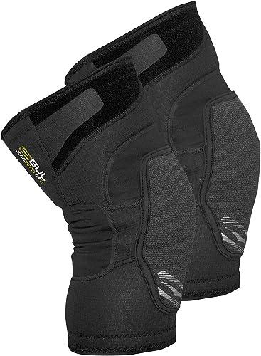 2018 GUL Code Zero Pro D30 Knee Pads noir GM0362-B1