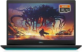 Dell G5 15.6インチ FHD ゲーミングノートパソコン i7-10750H バックライトキーボード Bluetooth USB-C/HDMI/Mini DP NVIDIA GeForce GTX 1650 Ti/Windows 10 ...