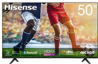 Hisense 50inch 50A7120FS 4K UHD Ultra HD Smart TV VIDAA 3.0 Dolby Vision Blutooth 5.4 Wifi Shahid VIP OSN