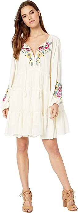 Spell on You Embellished Mini Dress