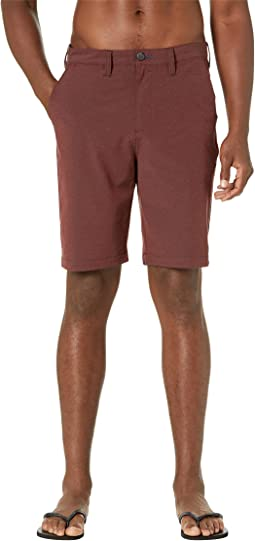 """21"""" Crossfire Submersible Shorts"""
