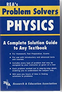 Best rea physics problem solver Reviews