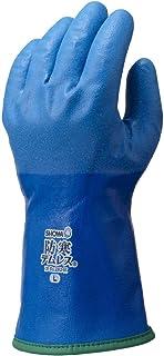 [ショーワグローブ]防寒手袋【防寒テムレス】(5双入・裏起毛タイプ)《035-282・LL》