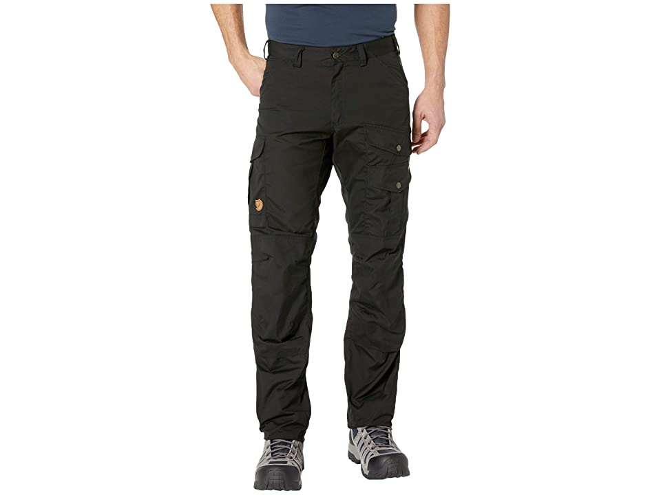 Fjallraven Barents Pro Trousers (Black/Black) Men
