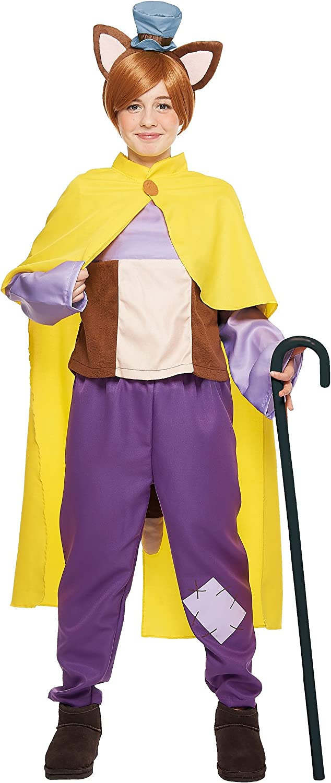 Disney's Pinocchio Costume - Raleigh Mall Gideon Teen Cat discount Women The