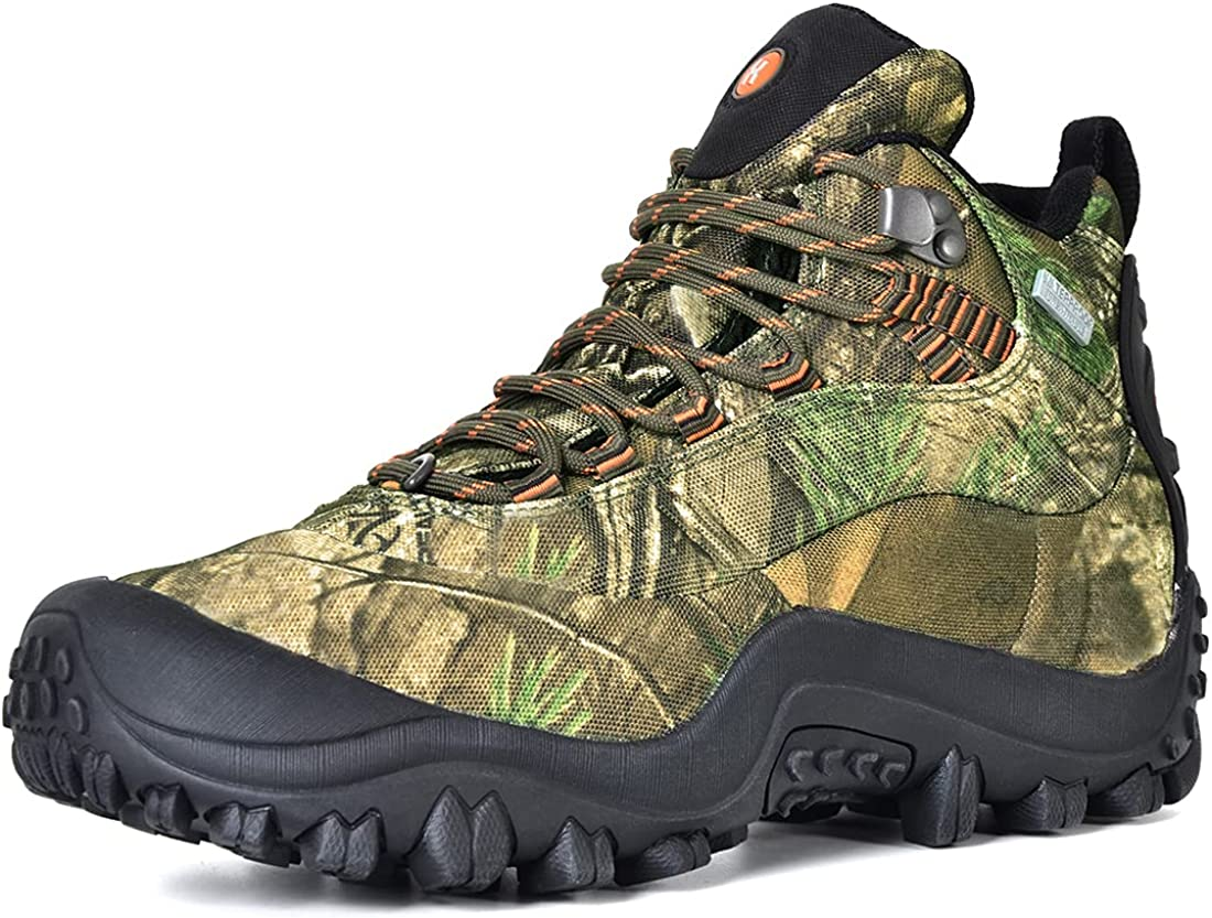 XPETI Cheap mail order shopping Men's Thermator Mid Waterproof Max 43% OFF Tra Hiking Hunting Trekking