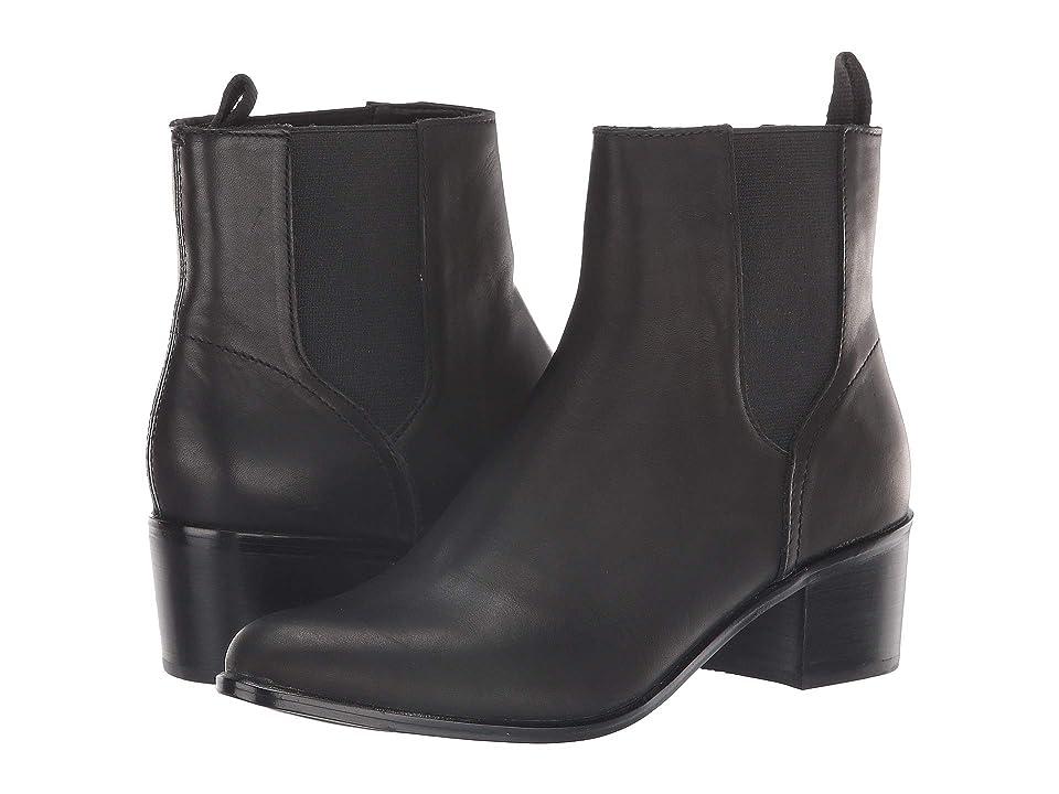 Dolce Vita Cassy (Black Leather) Women