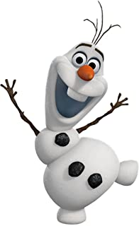 Uncle Milton - Wall Friends - Olaf The Snowman