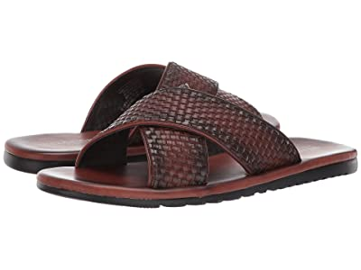 Kenneth Cole Reaction Crowd Slide (Brown) Men