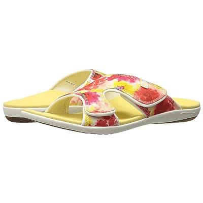 Spenco Kholo English Bouquet (Yellow) Women