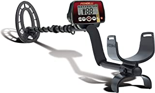 Fisher F22 Weatherproof Metal Detector with Submersible Search Coil (Renewed)