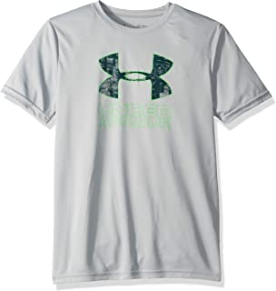 Under Armour Boy's Print Fill Logo T-Shirt