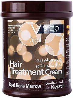 Vizo Beef Bone Marrow with Keratin Hair Treatment Cream, 1000 ml