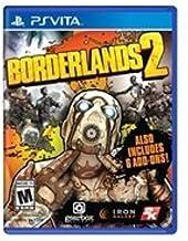 PS VITA Borderlands 2 [video game]