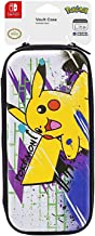 Nintendo Switch Premium Vault Case (Pikachu Edition) by HORI - Officially Licensed by Nintendo & Pokémon