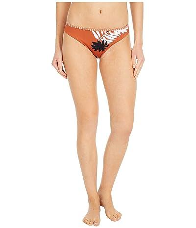 Roxy Honey Full Bikini Bottoms (Auburn Savana) Women