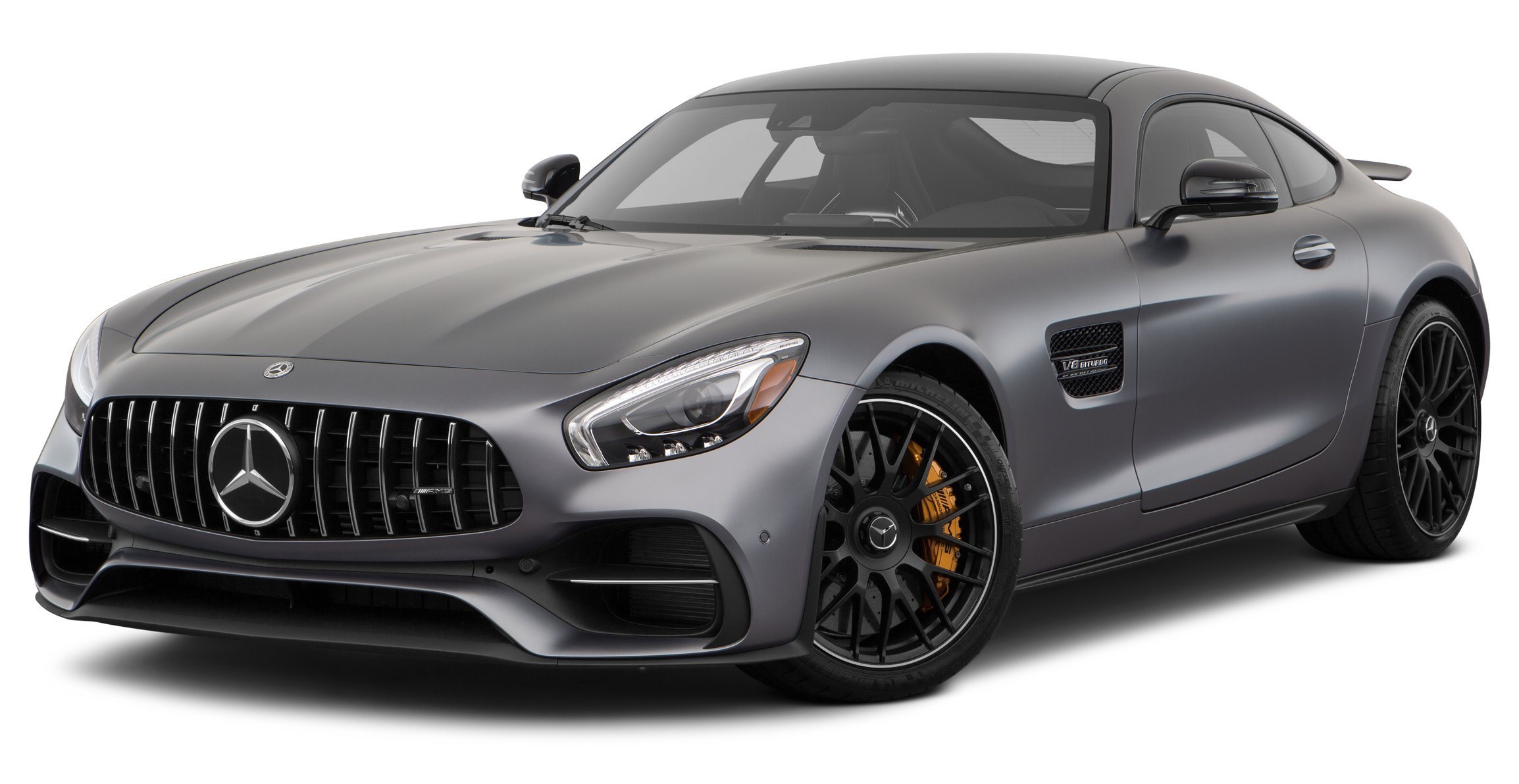 2018 Mercedes Benz AMG GT R Coupe