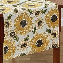 Park Designs Rustic Sunflower Table Runner Kitchen Linen