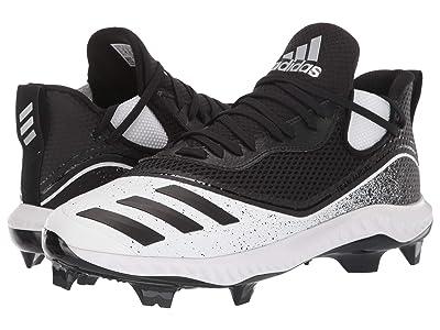 adidas Icon V Bounce TPU (Footwear White/Core Black/Core Black) Men