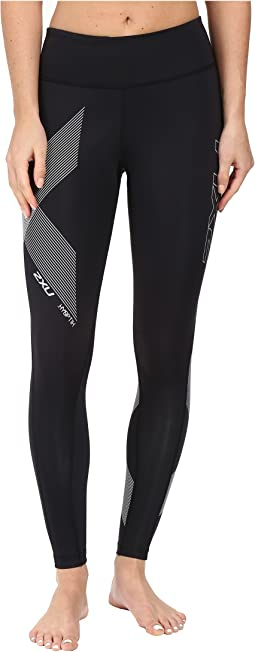 2XU - Hyoptik Mid-Rise Compression Tights
