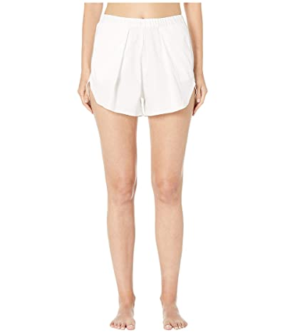 Maison Du Soir Firenze Shorts (White) Women