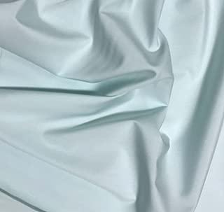 Spechler-Vogel Fabric - Pima Cotton Broadcloth - Aqua