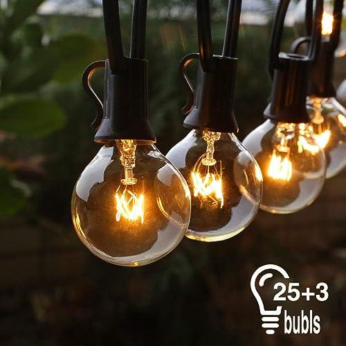 DFL luces de cadena a prueba de agua,Guirnaldas luminosas de exterior, Starry Fairy