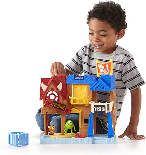 Fisher-Price Imaginext Disney's Monsters University Row by Fisher-Price
