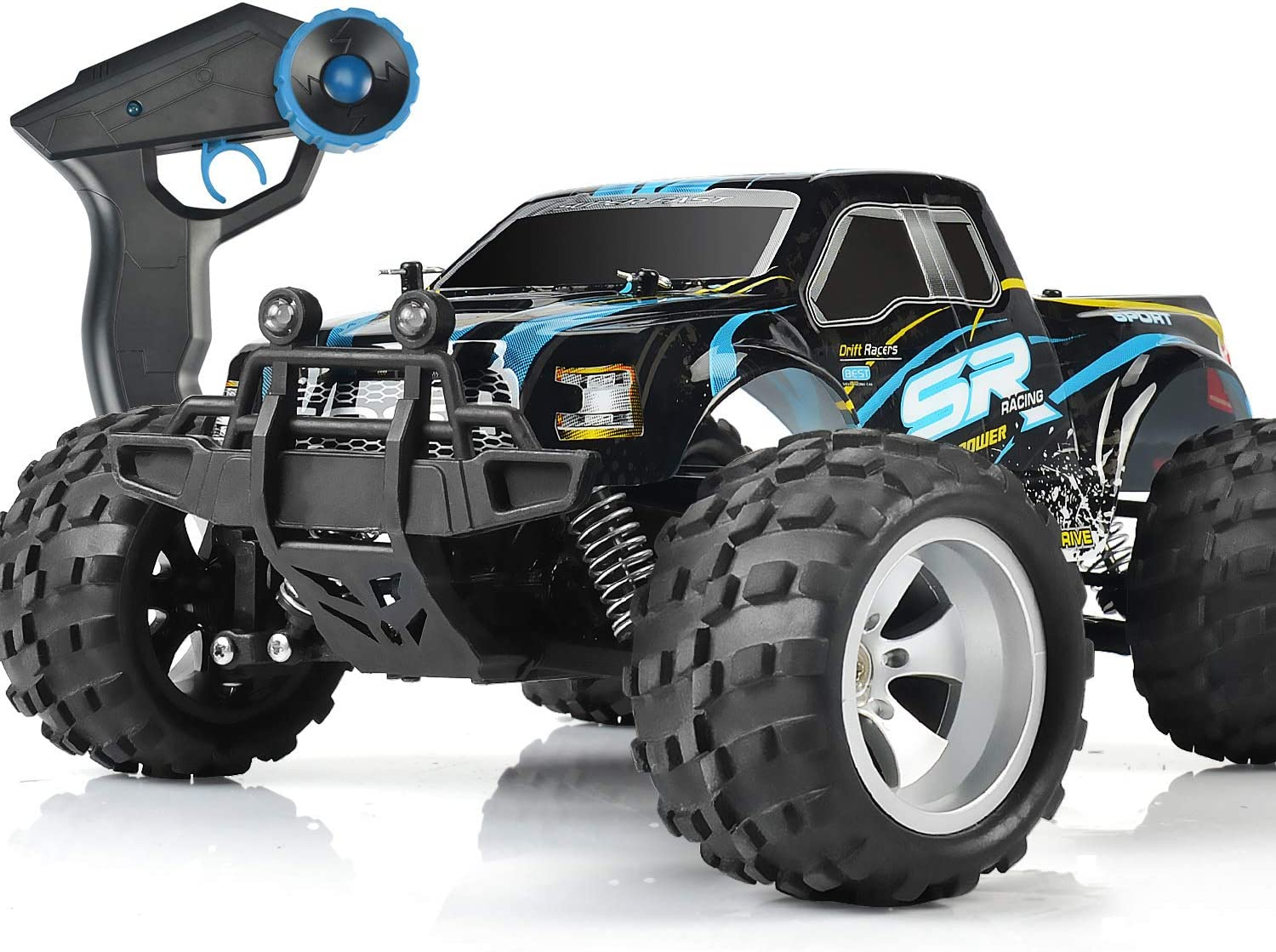 DOUBLE E Remote Control Car 4WD High Speed Road 受注生産品 Off 新作多数 RC C Monster