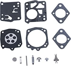 Savior Carburetor Carb Repair Kit for Tillotson RK-21HS Stihl 041 045 051 056 041AVS 041AVQ TS510 TS760 Chainsaw