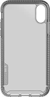 tech21 - Pure Smoke Case - for Apple iPhone XR - Smoke