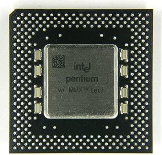 INTEL FV80503166 SOCKET 7 PENTIUM 166 MHZ W/ MMX BUS 66