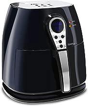 Maxi-Matic EAF-05 3.2 Quart Electric Elite Platinum 3.2Qt Digital Air Fryer, Non Stick Basket