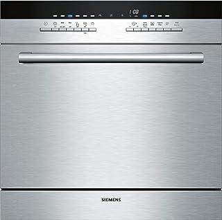 Siemens SC76M541EU lavavajilla - Lavavajillas (Independiente, Acero inoxidable, Botones, 45 Db, A, 70 °C)