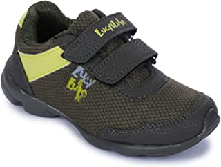 Footfun (by Liberty) Boy's KSN-203 Blue Indian Shoes