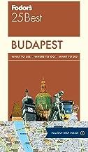 Fodor's Budapest 25 Best (Full-color Travel Guide)