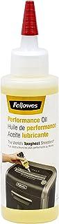 Fellowes Shredder Oil 120ml - Lubricant for Micro Cut and Cross Cut Paper Shredders