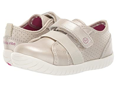 Stride Rite SRT Riley (Toddler) (Champagne) Girls Shoes