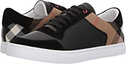 Burberry - Reeth House Check Low Top Sneaker