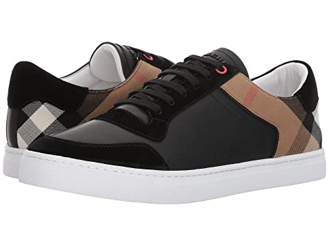 Burberry Reeth House Check Low Top Sneaker