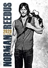 Norman Reedus 2020 Calendar - The Walking Dead (English, German and French Edition)