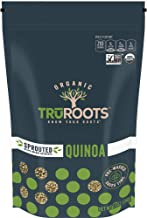 truRoots Whole Grain Sprouted Quinoa, Certified USDA Organic, Gluten Free, 12-Ounce Bag