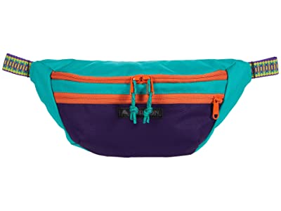 Burton Hip Pack (Dynasty Green Cordura) Handbags