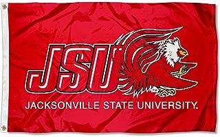 Jacksonville State Gamecocks JSU University Large College Flag
